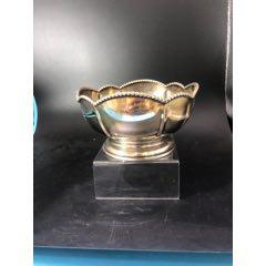 西洋古董银器—意大利荷叶碗(sh90231648)_7788旧货商城__七七八八商品交易平台(7788.com)