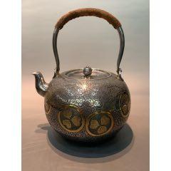 日本名家鐵壺