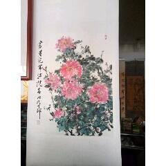 國畫~牡丹(sh101913376)_7788舊貨商城__七七八八商品交易平臺(7788.com)