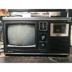 厦普(电视,广播,录音)三用机
