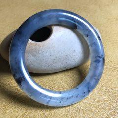 青花岫玉環(標本器)9-2-11(sh108116079)_7788收藏__收藏熱線
