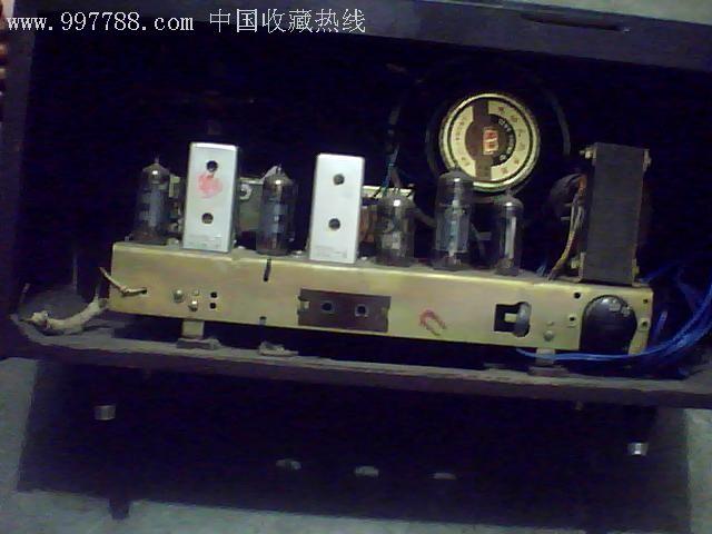 红波269型电子管收音机,,可用