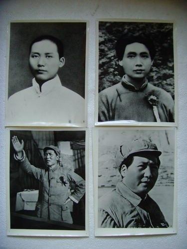 毛主席的不同时期的照片 - 烟雨潇湘 - kangpei28的博客