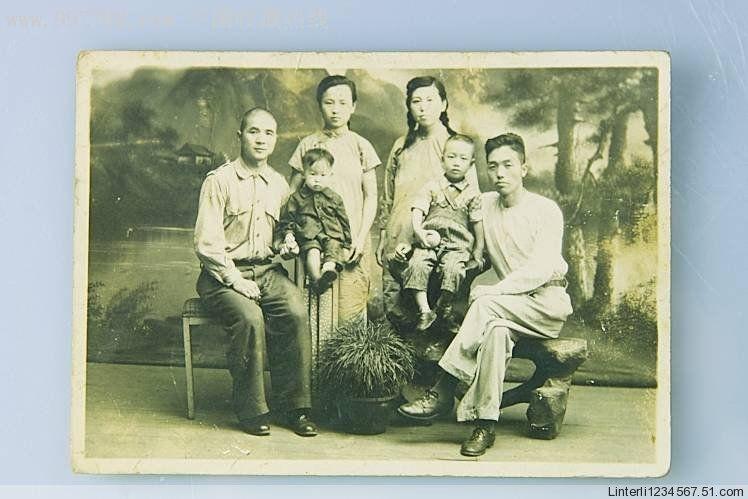 军官 原版 老相片 一套5张保真图片