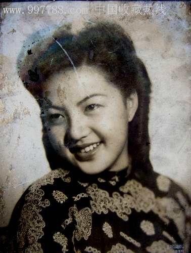民国老上海美女照