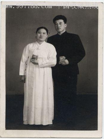 老照片_安图明月【中国收藏热线图片