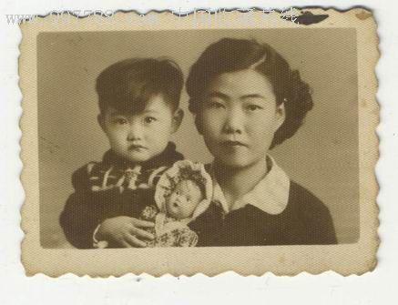 老照片,女人小孩055_价格元_第2张_中国收藏热线