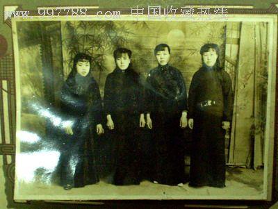 中国民国四大美女