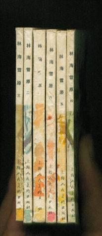 林海雪原_价格69元新美术_第3张_中国收热线