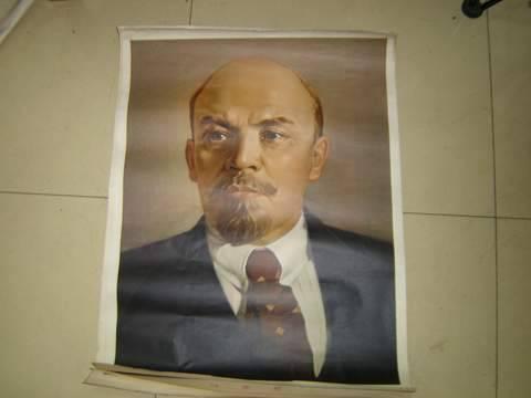 马克思,恩格斯,列宁,斯大林四人头像4张合拍