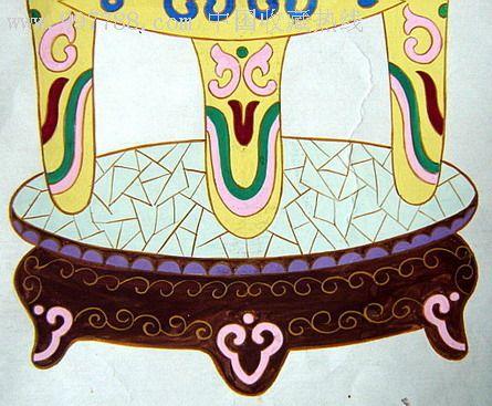 花瓶设计原稿(31x44厘米)