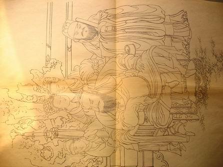 古代人物画线描稿(1.2)
