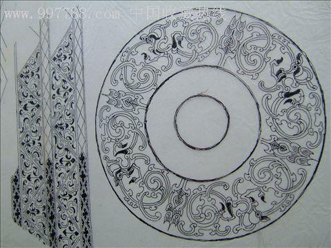 故宫收青铜器纹样