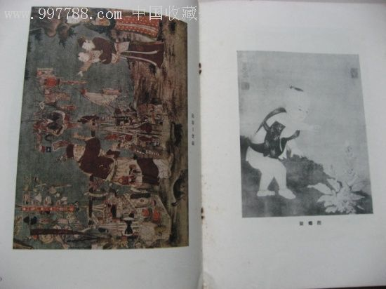 古代画家的儿童画选集