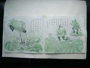 猪八戒吃西瓜(中国神话童话故事)