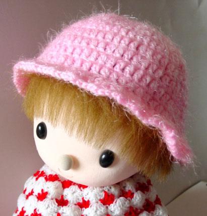 替宝宝着想~手工编织的毛线帽~10