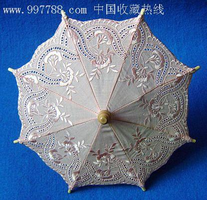 萧山花边工艺伞