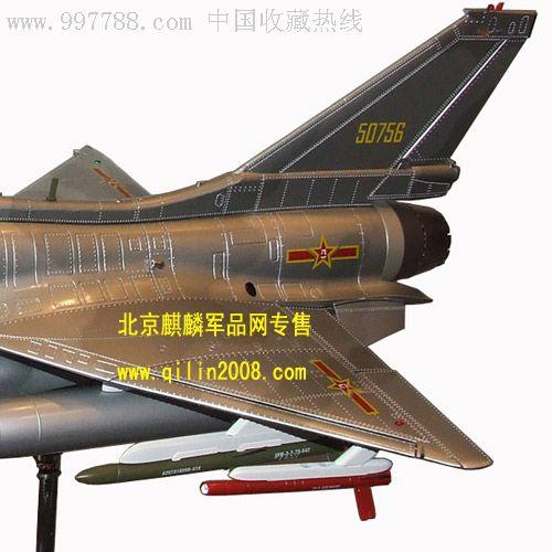 *事模型,一飞冲天,中国歼十飞机模型.1:24_价格3280.