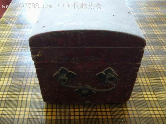 古代枕头箱