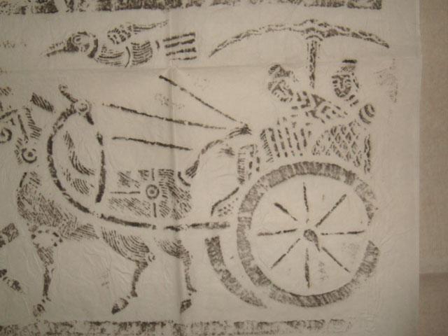 鼠标汽车手绘图