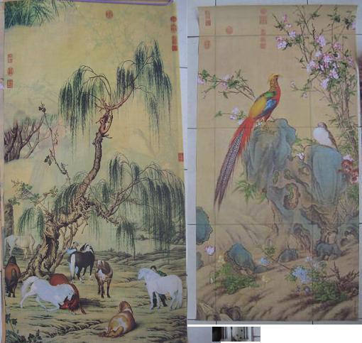 古代书画(绢画)_价格128元【赵苑收藏】图片
