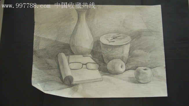 编号: se4982955,hg 品种: 素描/速写-素描/速写 属性: 铅笔画原画