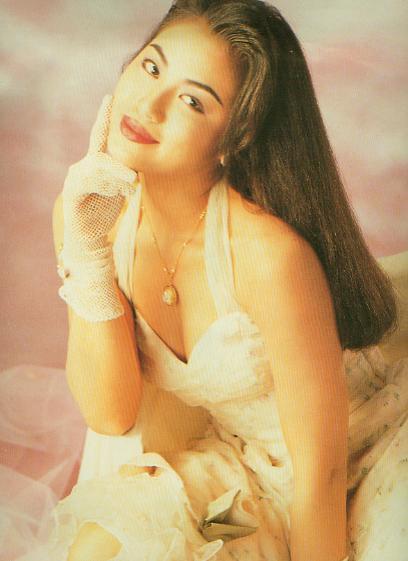 1992年香港女明星挂历
