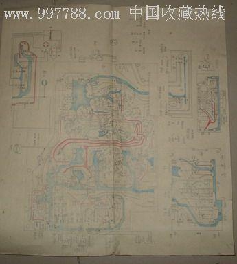 6开收音机手绘电路图