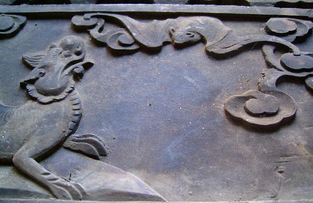 麒麟木雕板-价格:800元-se2547321-木雕花板-零售