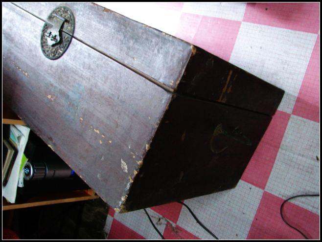 老式木箱改造图片