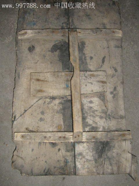 惠民县清河镇木板年画印板