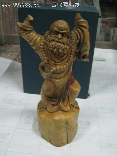 木雕达摩-价格:560元-se6459032-木佛像/人像-零售