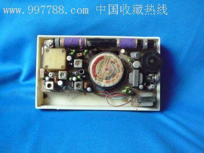《蝴蝶》215型半导体收音机