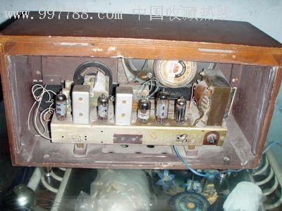 海燕d321电子管收音机