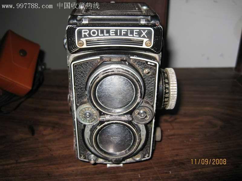 禄莱双镜头反光相机