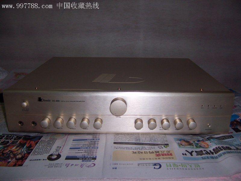 八达dc888高级数码k拉ok前级功放