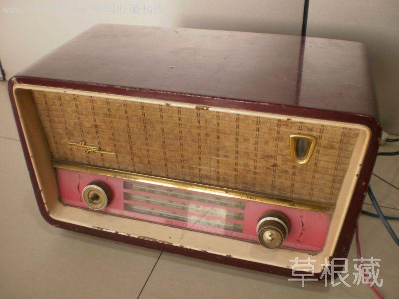 飞乐261a型电子管收音机