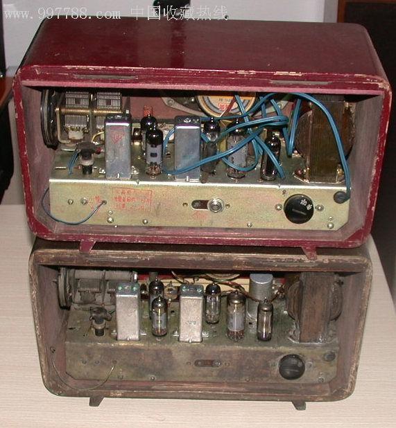 飞乐电子管收音机_价格220元