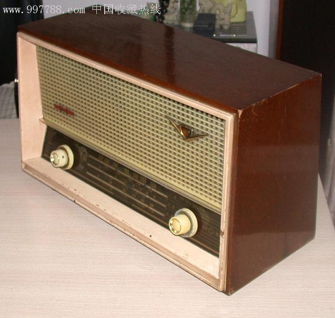 牡丹电子管收音机