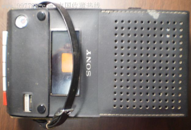早期日本原产sony录音机
