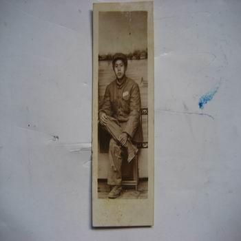 军人全身照片