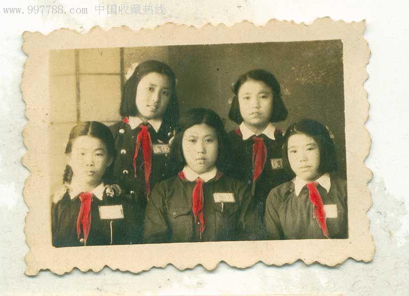 红领巾五姐妹