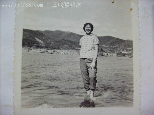 老照片--60年代在南平河边,[带原底片]_价格15元_第4张_中国收藏热线图片