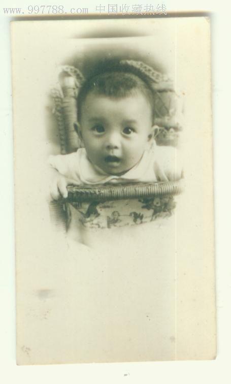 小男孩-价格:1.3元-se6510442-老照片-零售-中国收藏