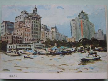 徐君萱油画风景写生-价格:28元-se1537710-素描/速写