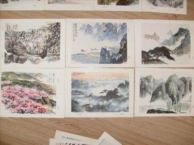 山水画写生选图片