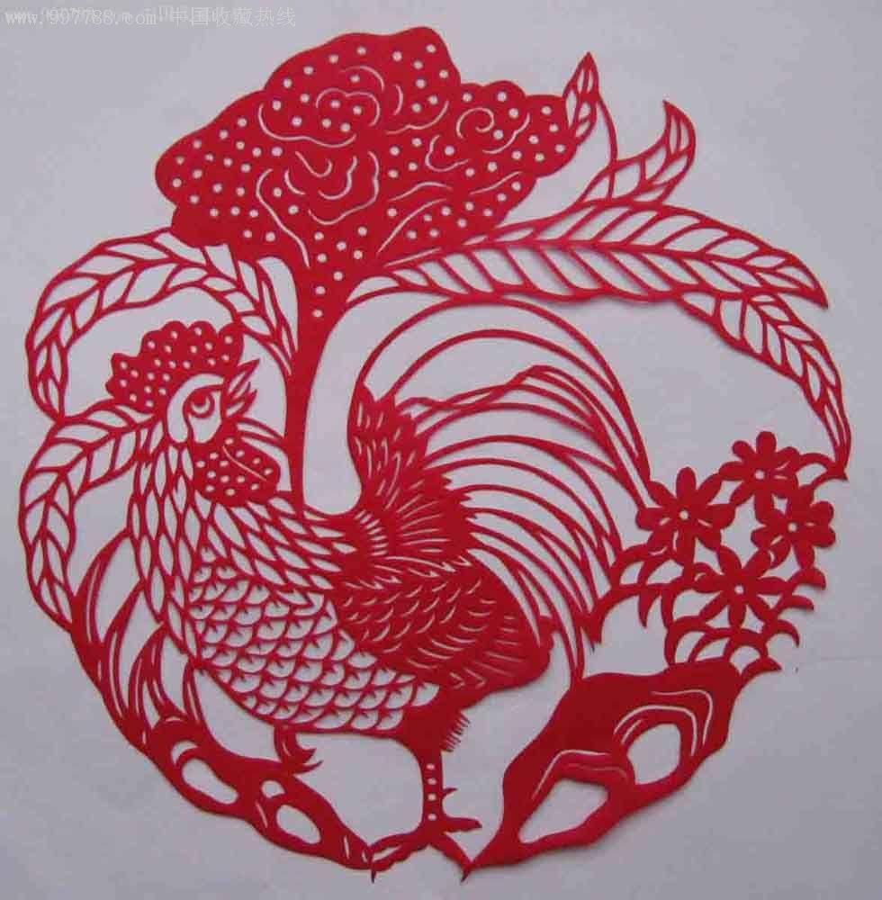 官上加官-价格:30元-se3677880-剪纸/窗花-零售-中国