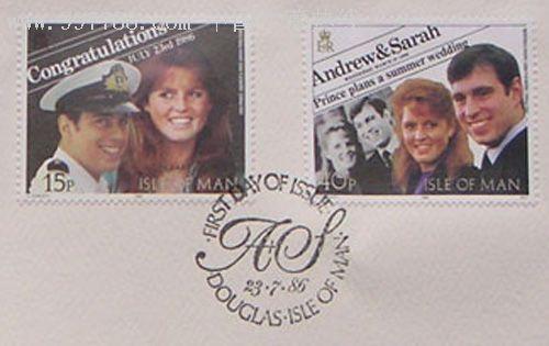 86年英属马恩岛英国皇家婚礼剪片