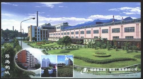 三钢集团,福建三明市,企业金卡,公司企业拜年卡