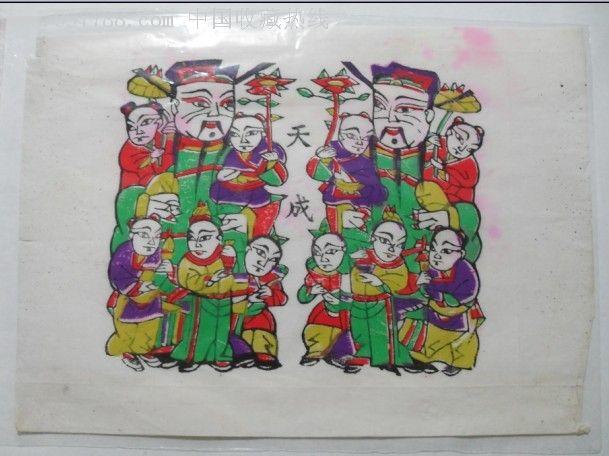 朱仙镇木板画